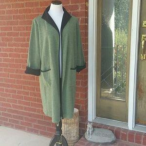 "Jackets & Blazers - Sweater/Coat - ""Clara Sun Woo"""